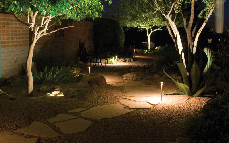 Outdoor Light Design