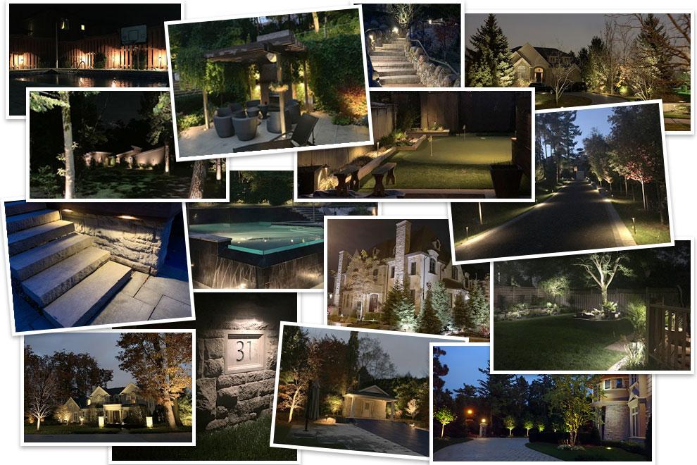 Outdoor Lighting Portfolio
